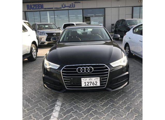 Sell Used Audi A6 2017 full
