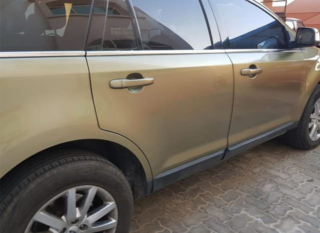 Sell Used Ford Edge 2012 full