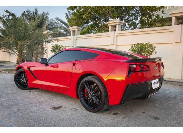 Sell Used Chevrolet Corvette 2015 full