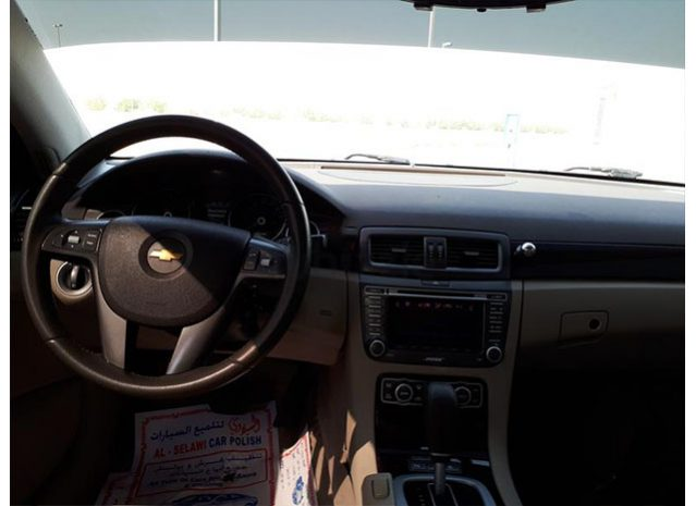 Sell Used Chevrolet Caprice 2008 full