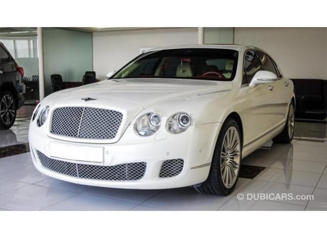 Sell Used Bentley Continental Flying Spur 2012 full