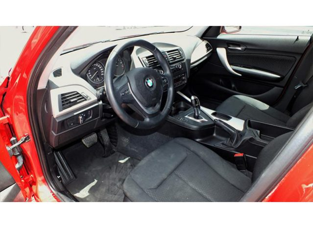 Sell Used BMW 1-Series 2015 full